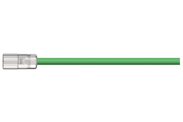 readycable® pulse encoder cable similar to Baumüller 198964 (8 m), pulse encoder base cable PUR 7.5 x d