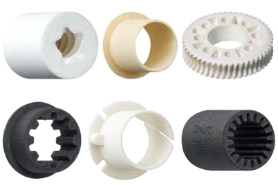 Custom-made plain bearings