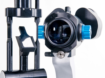 iglidur® bar stock is used to manufacture a microscope arm for eye examinations. The reason: it can be machined to produce customised plain bearings down to sizes measured in μm to ensure the necessary precision for examinations.  	https://