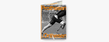 Brochure prostheses, orthoses