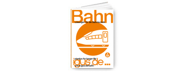 Rail industry brochure