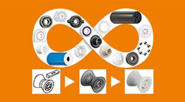 Submit an enquiry for special xiros® ball bearing parts