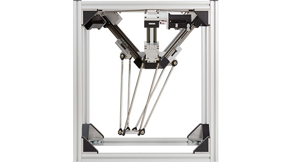 Modular dry-tech® delta robot kit